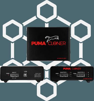 puma cloner développé par Recoveo